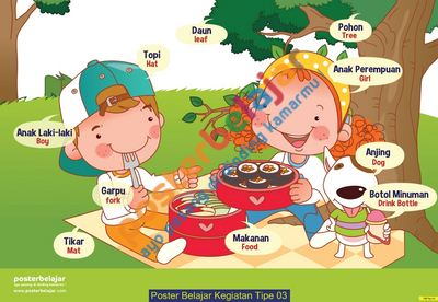 Poster Pendidikan Poster Belajar