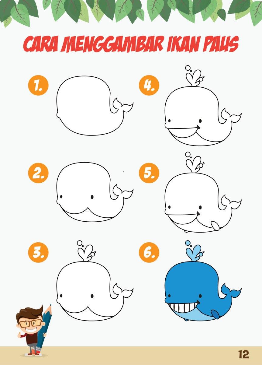 Cara Menggambar Poster Tentang Pendidikan - Mengggambar ...