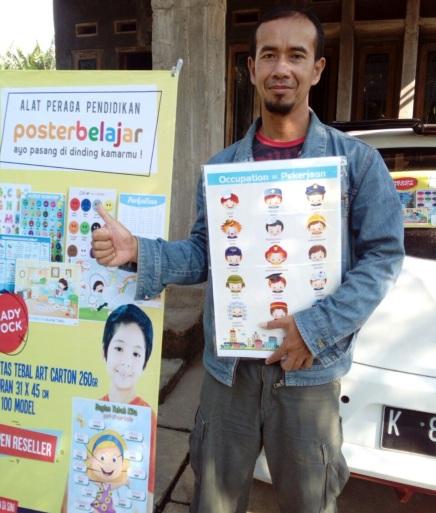 fix Agus distributor pati poster belajar peluang ide bisnis online internet usaha modal kecil