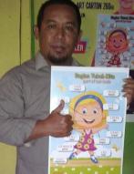 fix Anto 2 distributor Tenggarong Kutai Kertanegara poster belajar peluang ide bisnis online internet usaha modal kecil
