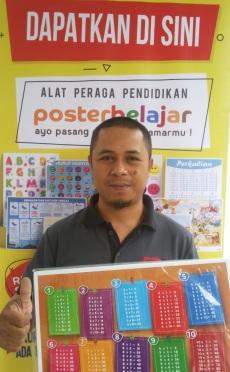 fix Cahyo 2 distributor Tenggarong Kutai Kertanegara poster belajar peluang ide bisnis online internet usaha modal kecil