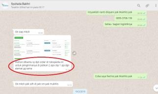 TESTIMONI 17 reseller Jakarta poster belajar ide bisnis online internet usaha modal kecil