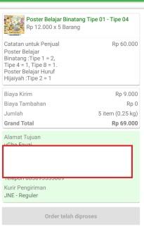 TESTIMONI 2 reseller Jakarta poster belajar ide bisnis online internet usaha modal kecil