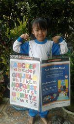 anak dan poster belajar 5 pendidikan peluang ide bisnis online internet usaha rumahan yang menjanjikan modal kecil sampingan bagus