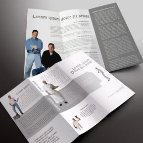 Desain-Online-download gratis inspirasi contoh design brosur company profile profil-Brosur-Pusat-Desain-Brosur_Corel_Depan_17