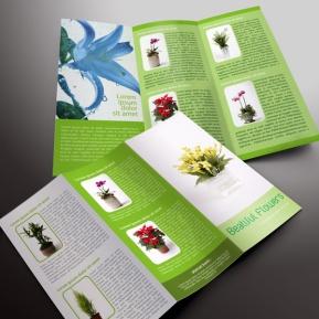 Desain-Online-download gratis inspirasi contoh design brosur company profile profil-Brosur-Pusat-Desain-Brosur_Corel_Depan_20