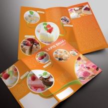 download gratis inspirasi contoh desain design brosur company profile profil 10