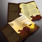 download gratis inspirasi contoh desain design brosur company profile profil 14