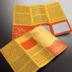 download gratis inspirasi contoh desain design brosur company profile profil 17