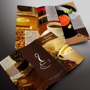 download gratis inspirasi contoh desain design brosur company profile profil 20