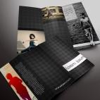 download gratis inspirasi contoh desain design brosur company profile profil 28