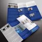 download gratis inspirasi contoh desain design brosur company profile profil 3
