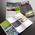 download gratis inspirasi contoh desain design brosur company profile profil 30