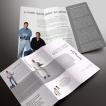 download gratis inspirasi contoh desain design brosur company profile profil 5