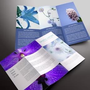 download gratis inspirasi contoh desain design brosur company profile profil 9