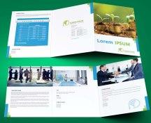 untuk download gratis inspirasi contoh desain design brosur company profile profil 22