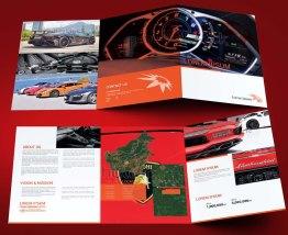 untuk download gratis inspirasi contoh desain design brosur company profile profil 25