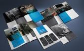 untuk download gratis inspirasi contoh desain design brosur company profile profil 29