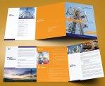 untuk download gratis inspirasi contoh desain design brosur company profile profil 8
